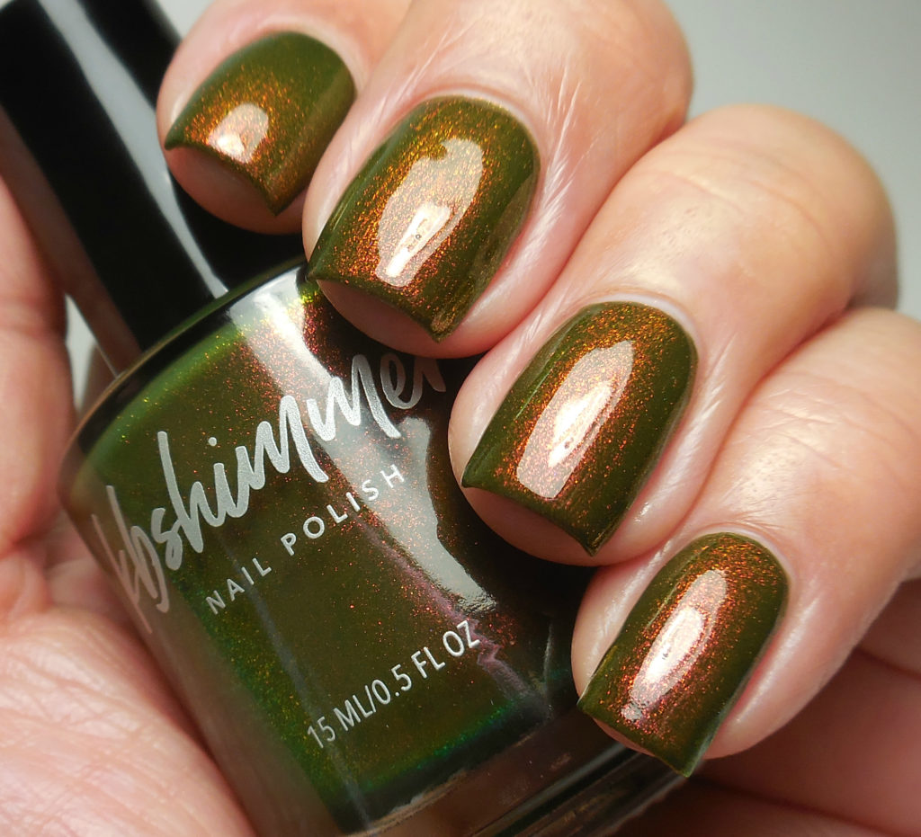 KBShimmer Up & Autumn Collection