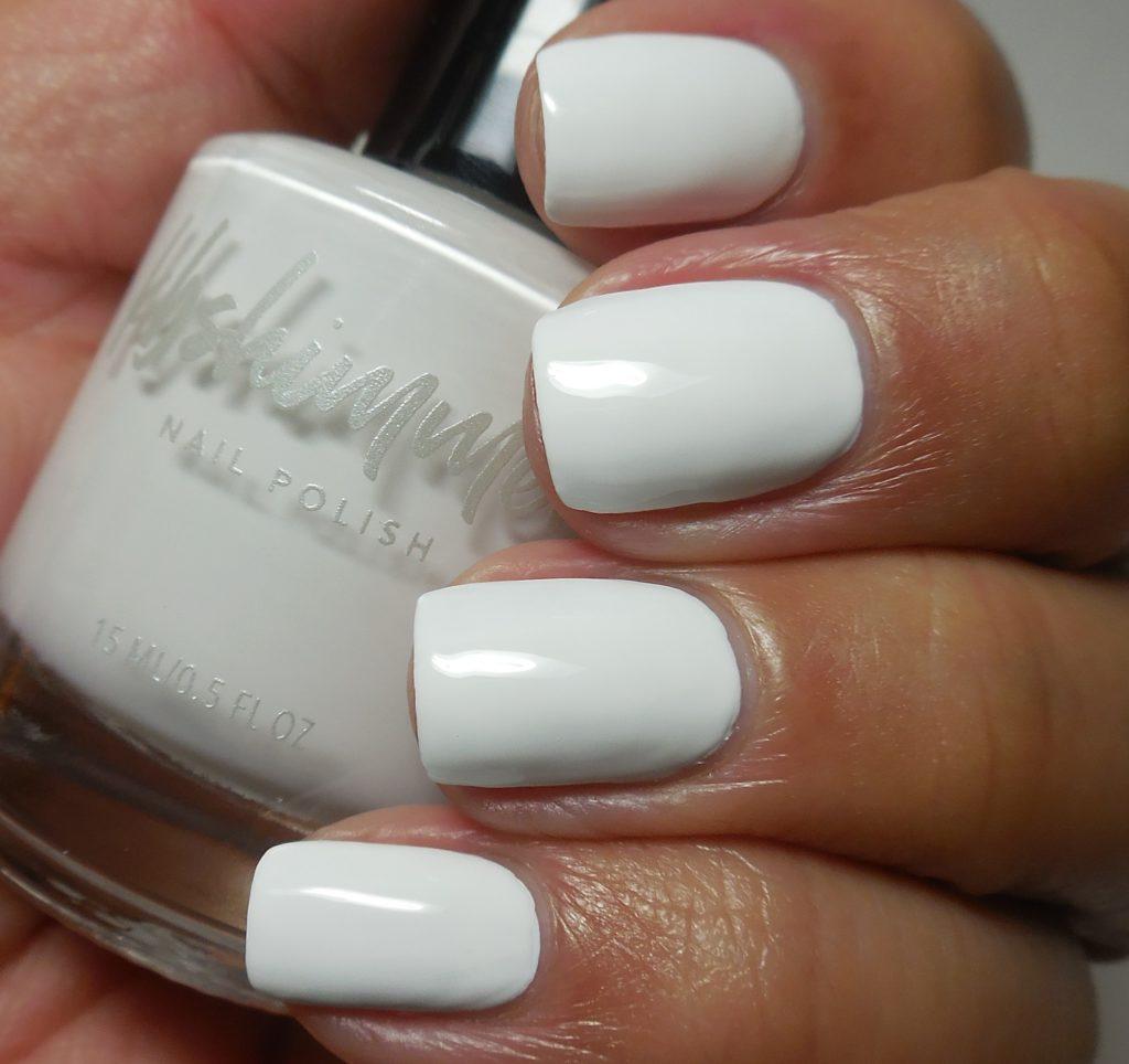KBShimmer White Here White Now