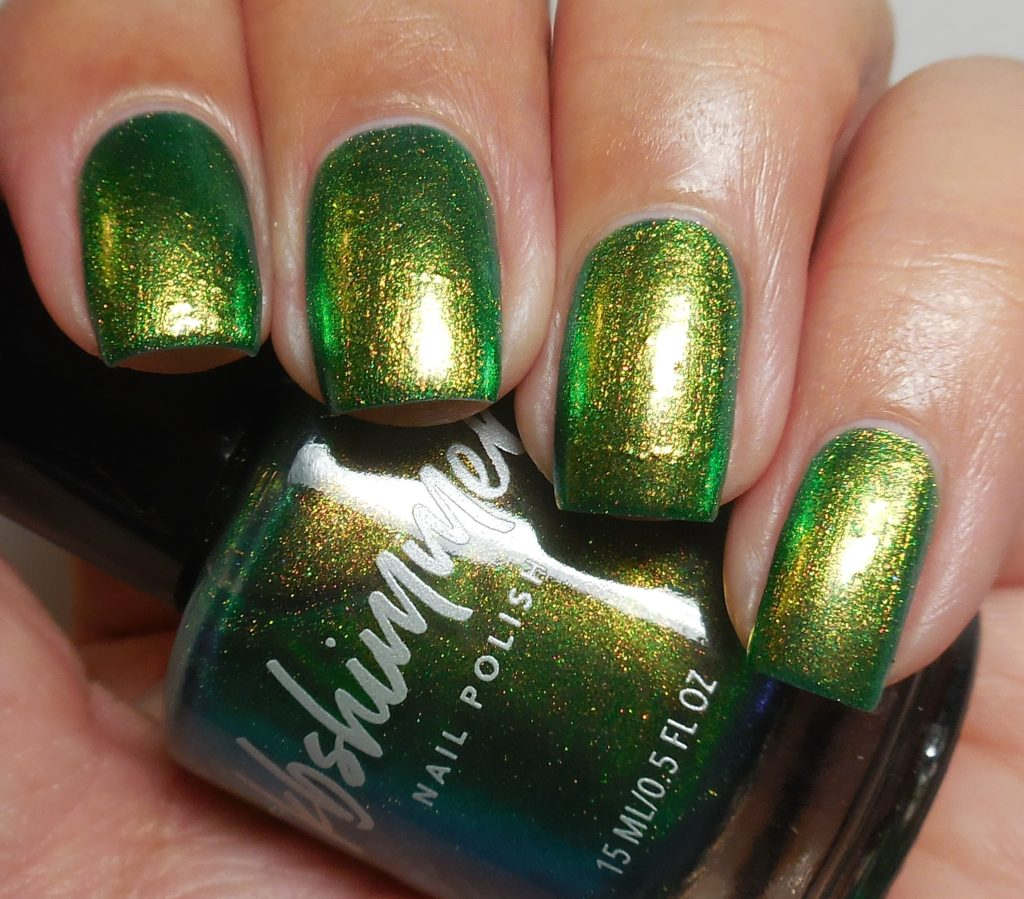 KBShimmer Let It Beetle