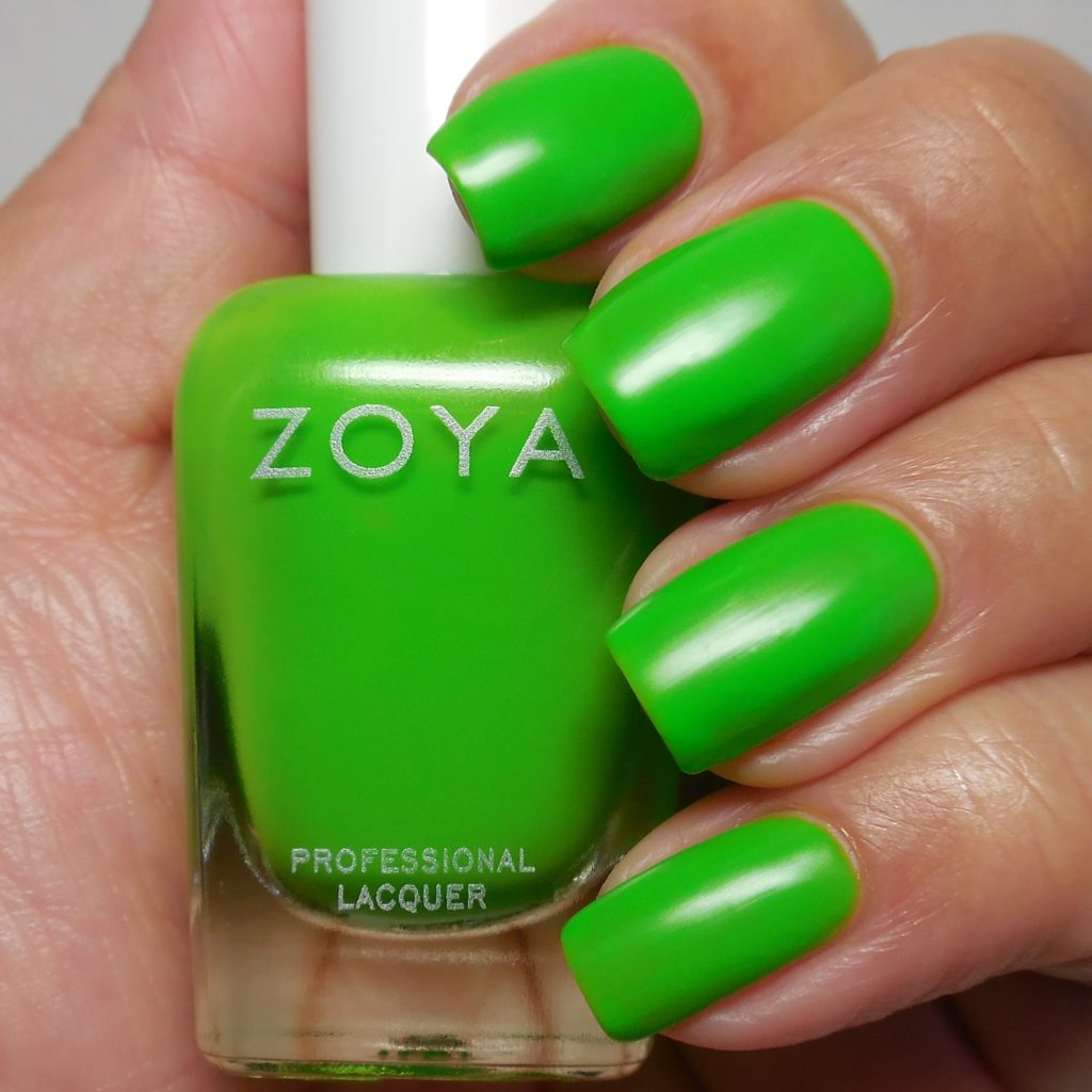 Zoya Easy Neons