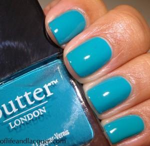 Butter London Slapper Swatch