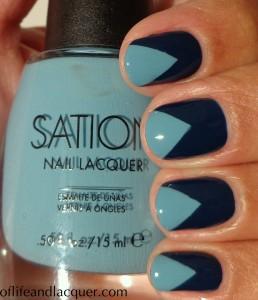 Sation Rock-a-guy Blue Sation Blue Sky's The Limit Chevron Tips