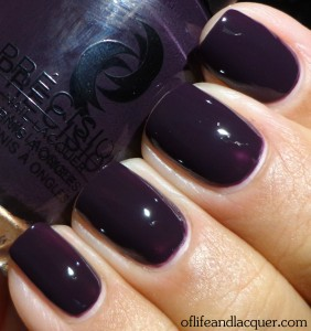 Précision I'm Addicted To You... Swatch