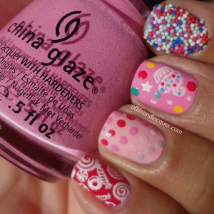 Katy Perry Inspired Nails