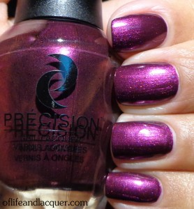 Précision Intoxicated Swatch