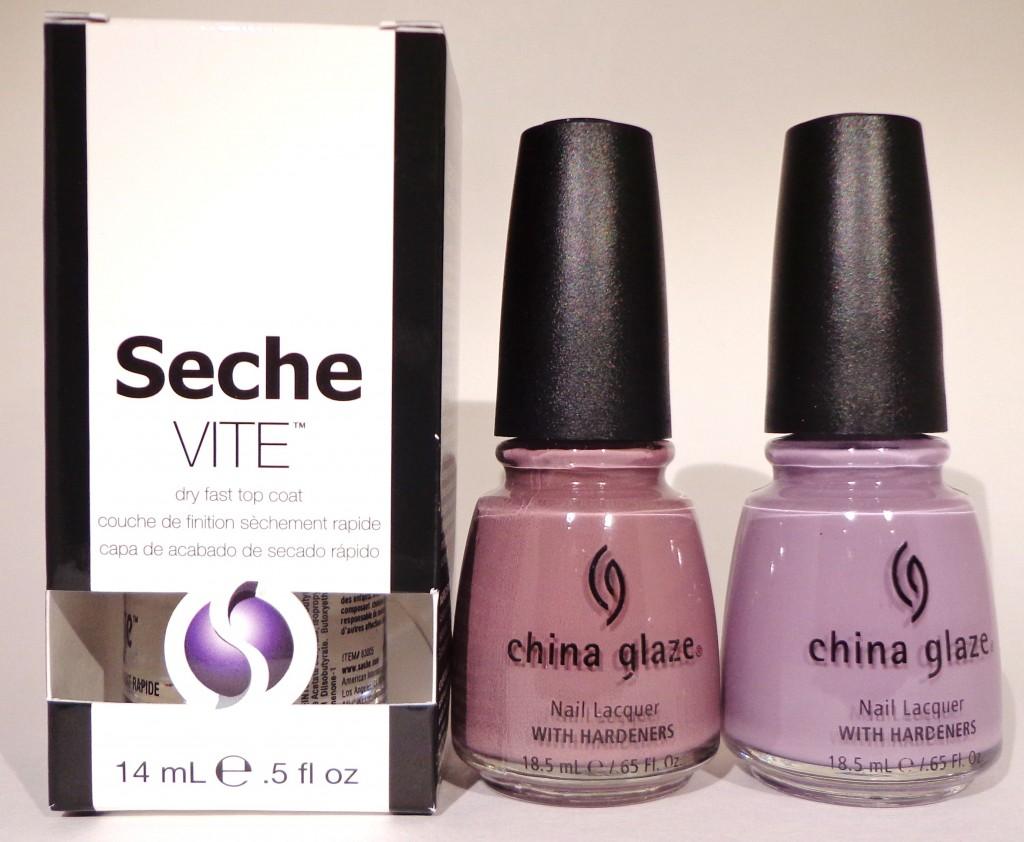 China Glaze Seche Vite Giveaway