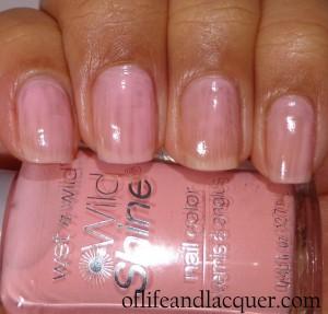 Wet N Wild Tickled Pink