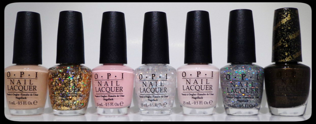OPI Oz The Great And Powerful Collection