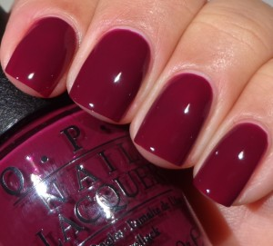 OPI In The Cable Car-pool Lane 1