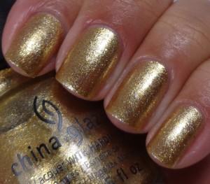 China Glaze Mingle With Kringle 1