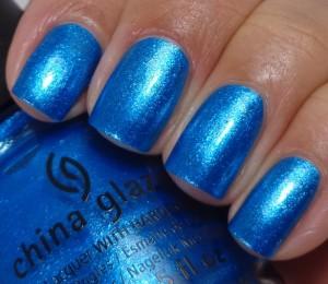 China Glaze So Blue Without You 1