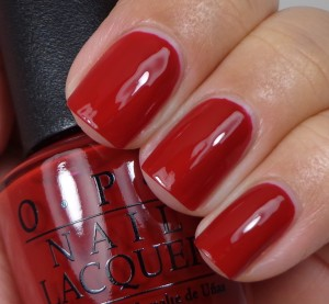 OPI All I Want For Christmas (Is OPI) 1