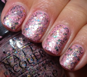 OPI More Than Glimmer 1