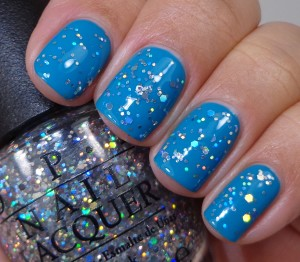OPI Snowflakes In The Air