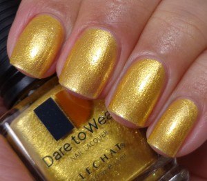 Dare To Wear Gold Chalice 1