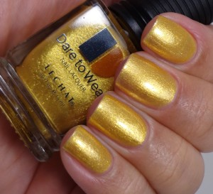 Dare To Wear Gold Chalice 2