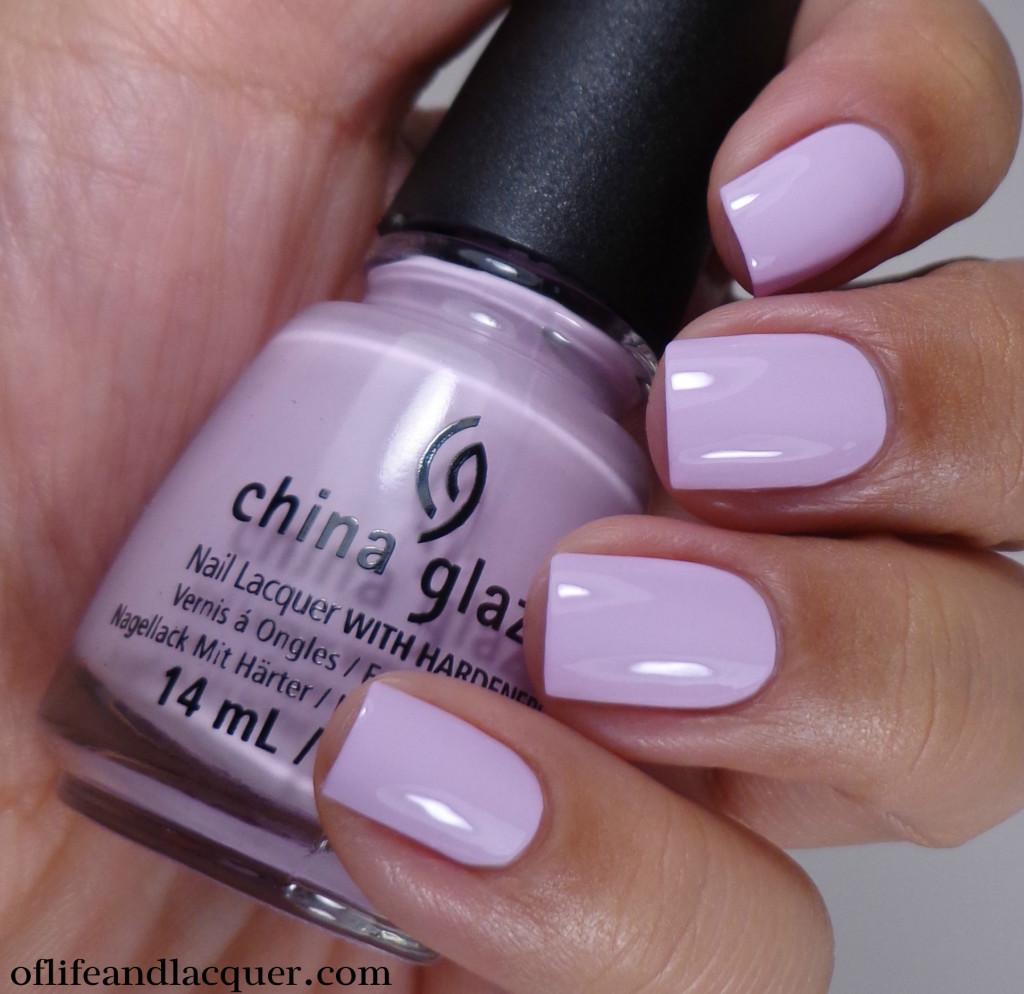 China Glaze In A Lily Bit 2a