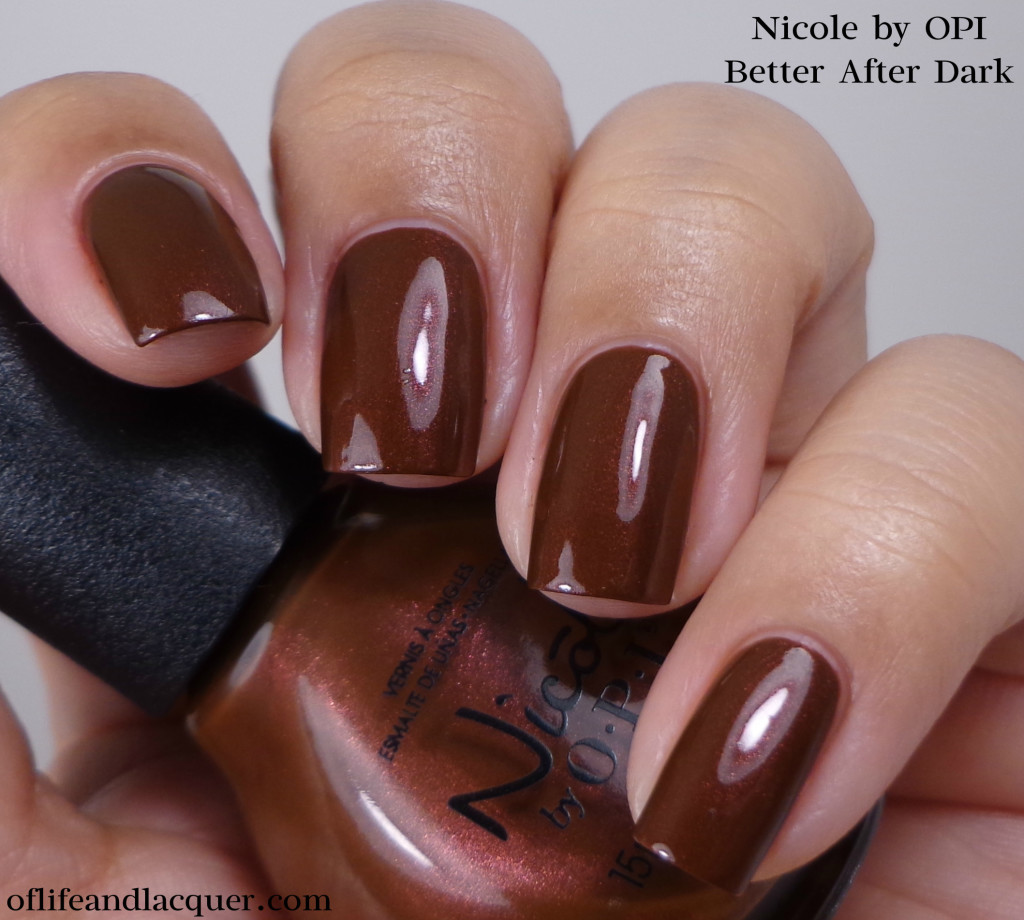 Nicole by OPI Better After Dark 1a