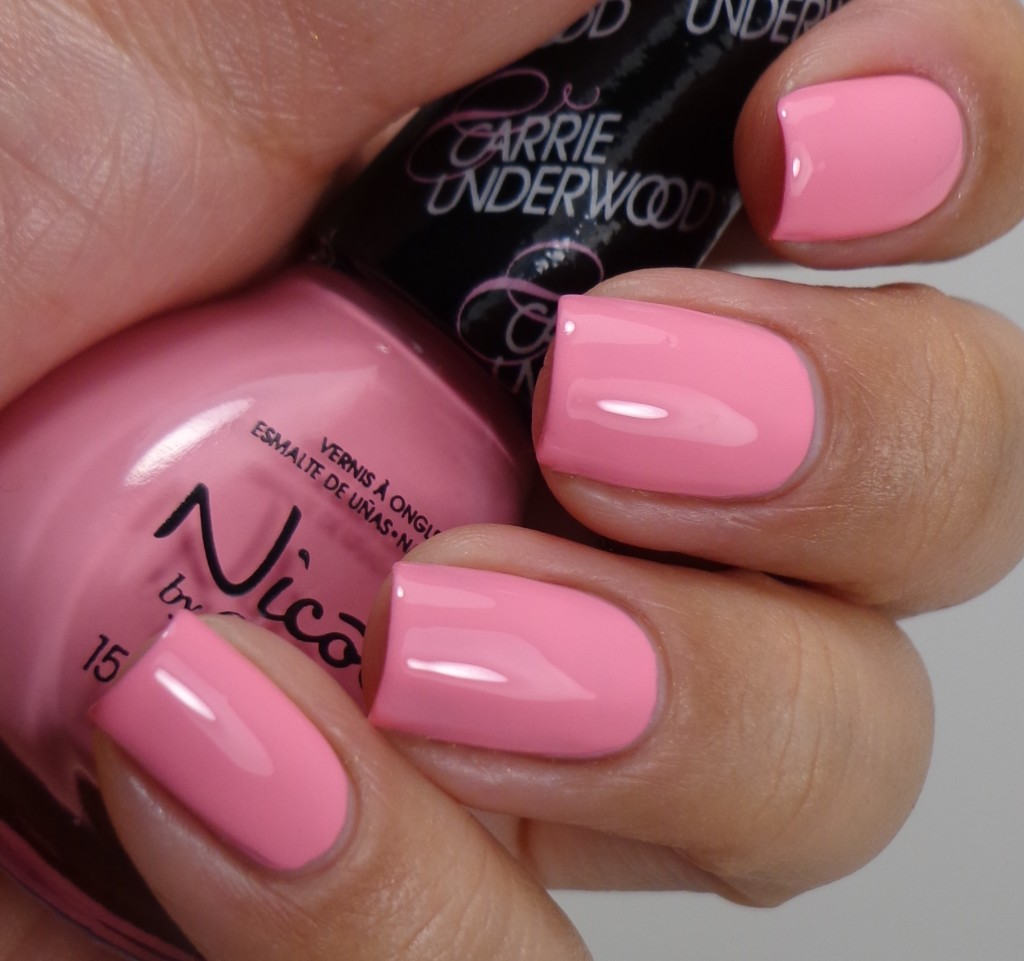 Nicole by OPI Carnival Cotton Candy 2