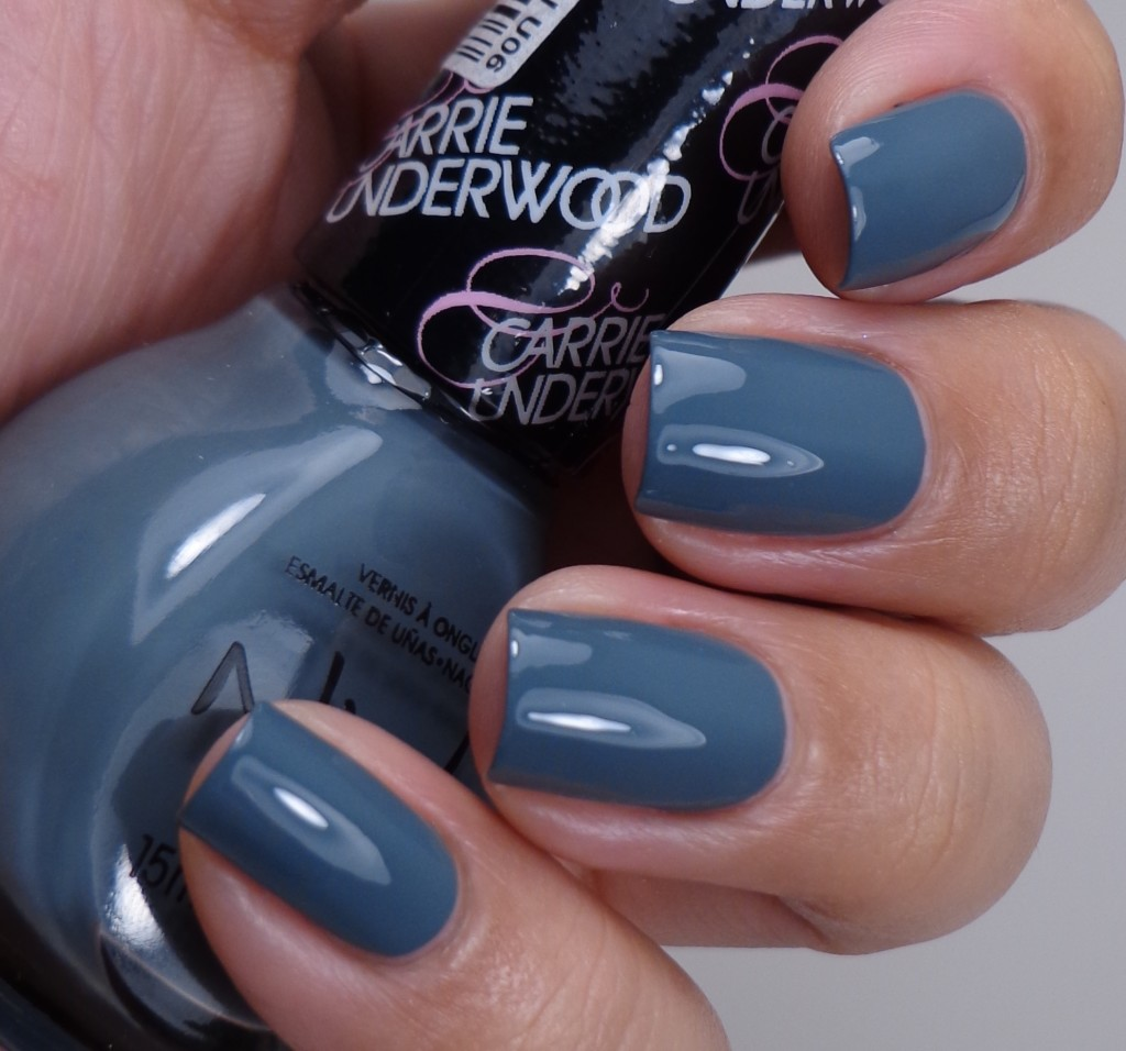 Nicole by OPI Goodbye Shoes 2