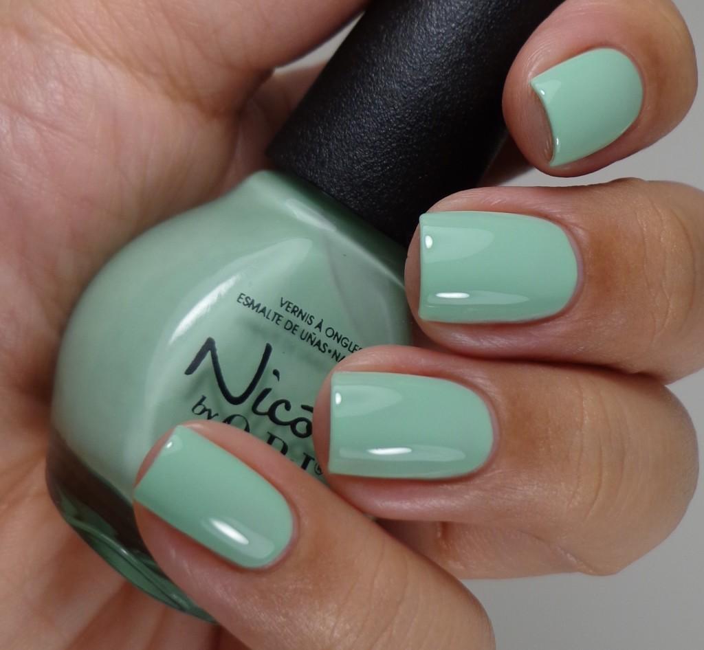 Nicole by OPI I Shop Mintage 2