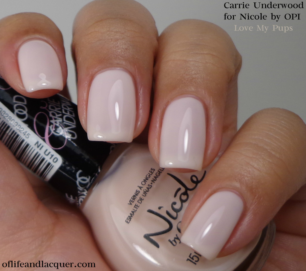 Nicole by OPI Love My Pups 1a