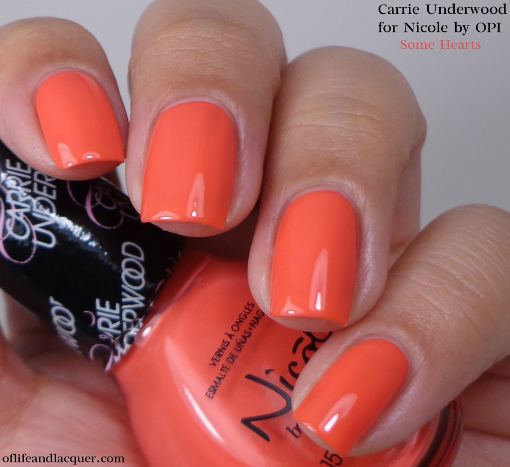 Nicole by OPI Some Hearts 1a