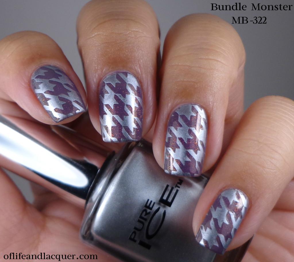 Pure Ice Silver Mercedes BM-322 1a