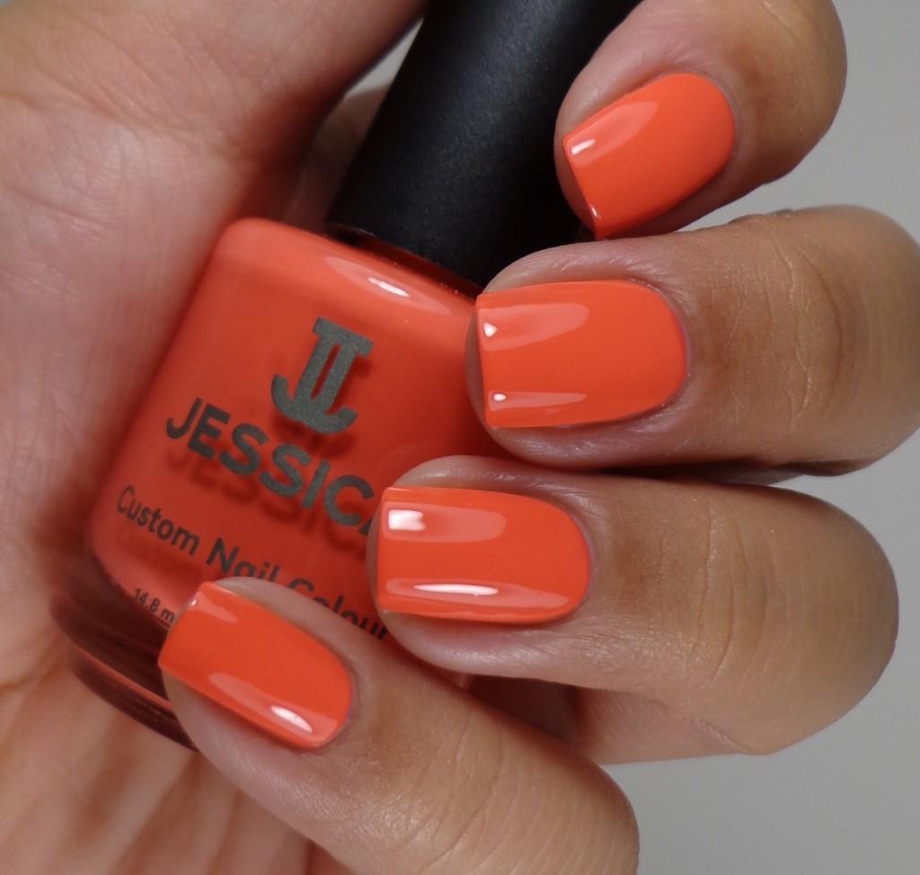 Jessica Tropical Sunset 2