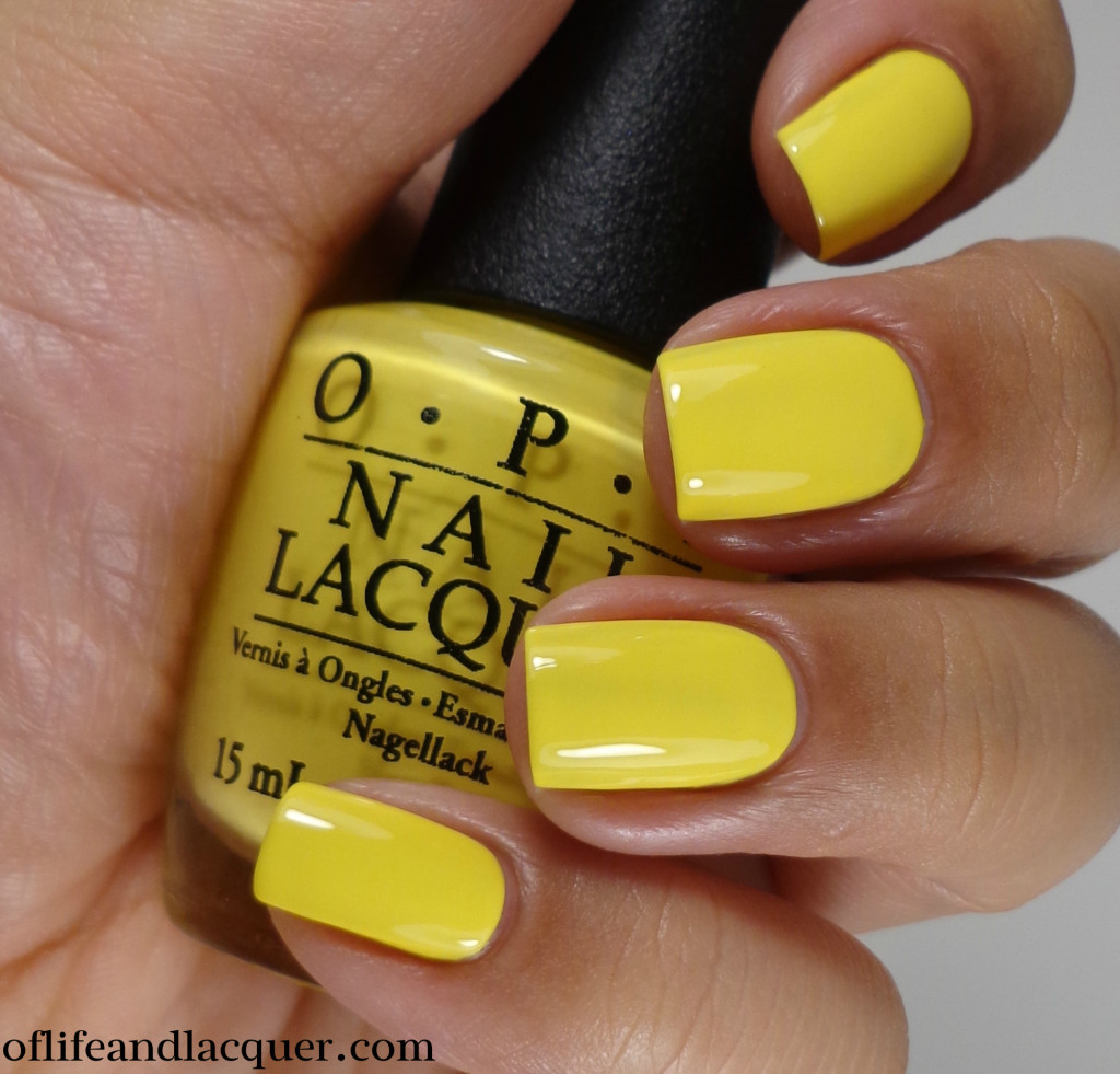 OPI I Just Can't Cope-acabana 2a