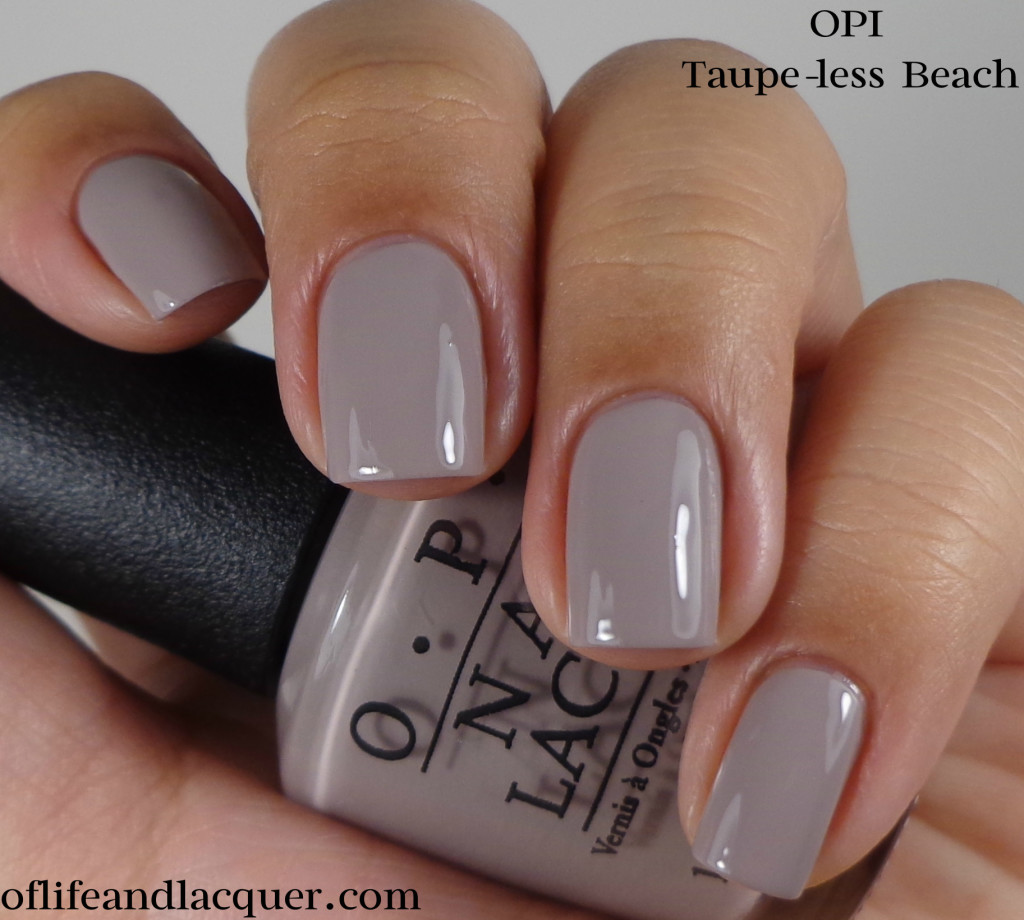 OPI Taupe-less Beach 1a