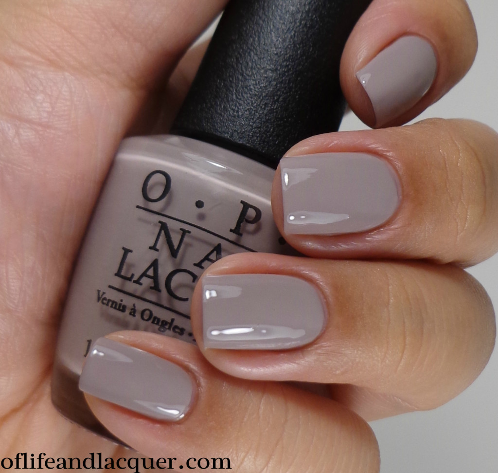 OPI Taupe-less Beach 2a