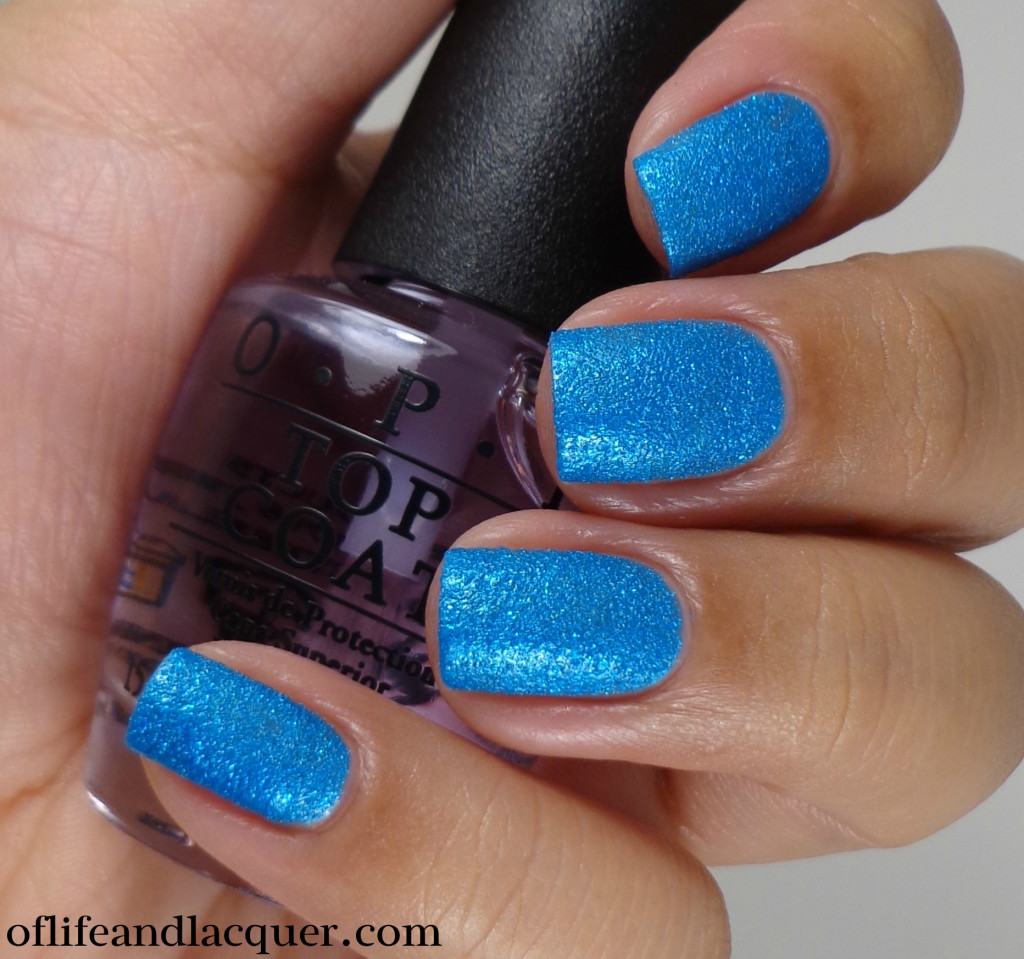 OPI What's A Little Rain Forest 2a
