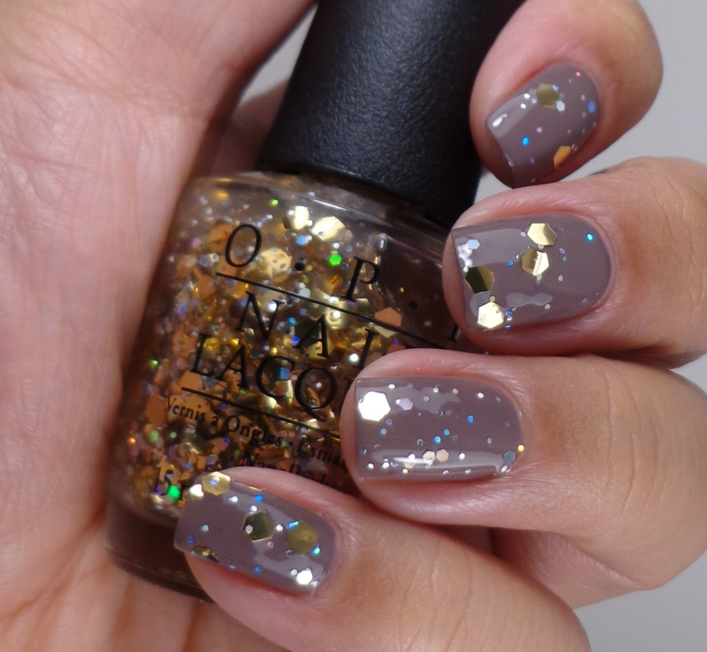 OPI I Reached My Gold! 2