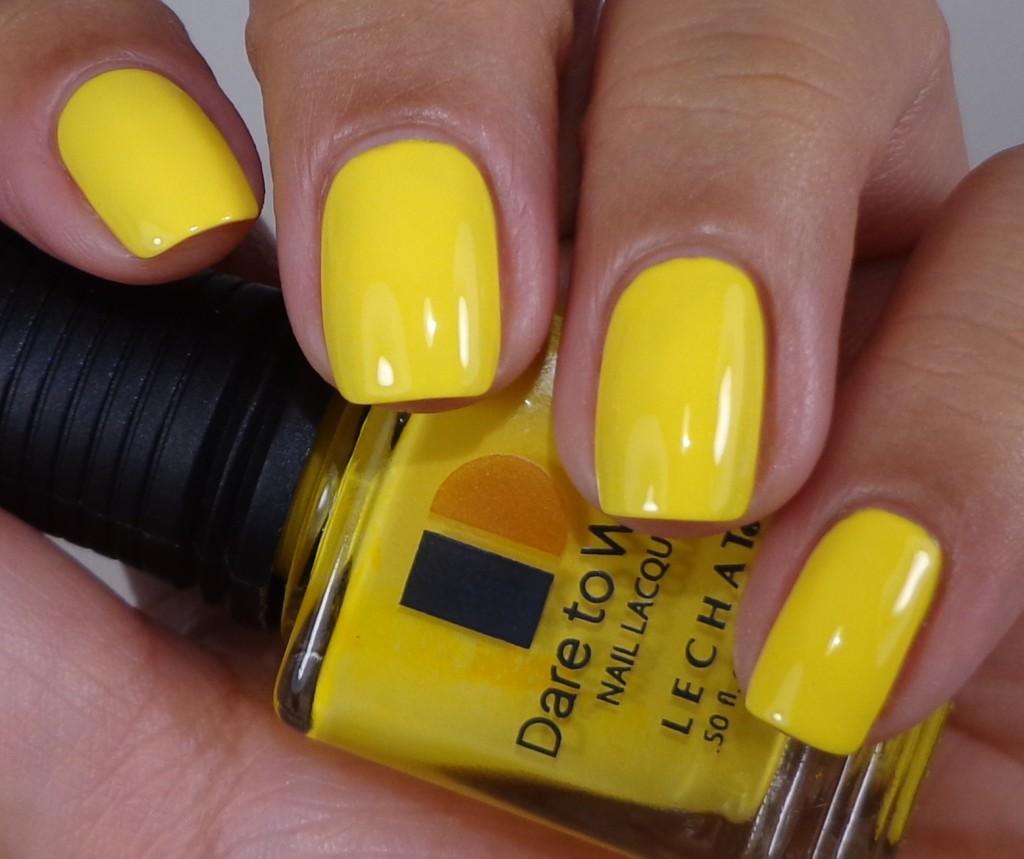 LeChat Dare To Wear Lemon Drop 1