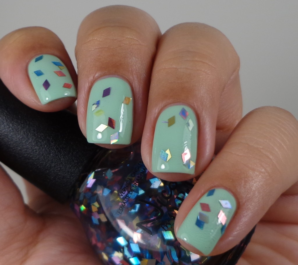 Nicole by OPI Be Awesome 1