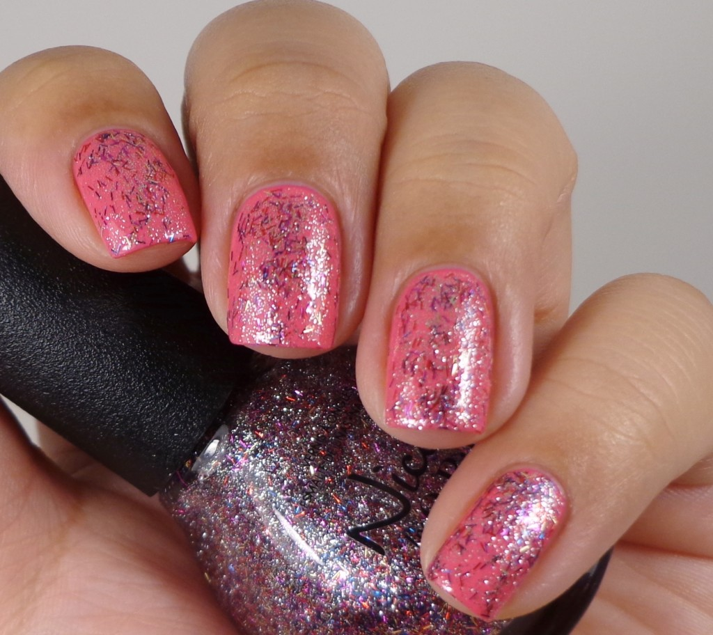 Nicole by OPI Fabulous Is My Middle Name 1
