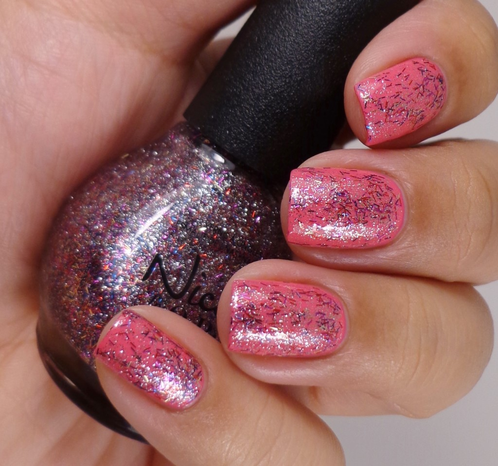Nicole by OPI Fabulous Is My Middle Name 2
