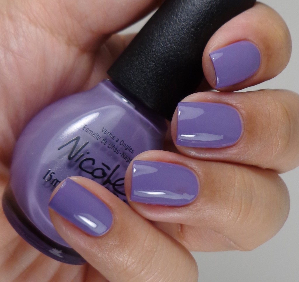 Nicole by OPI Oh That's Just Grape! 2