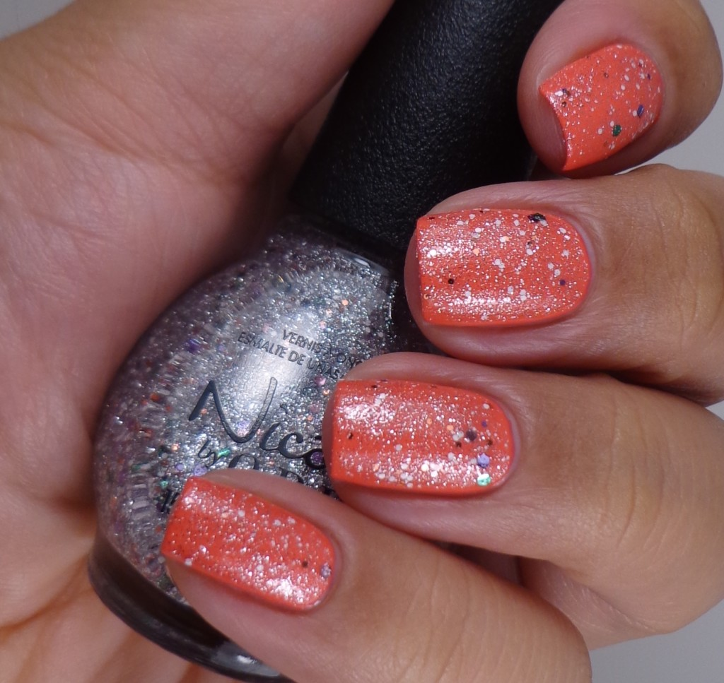Nicole by OPI Shaved Ice 2