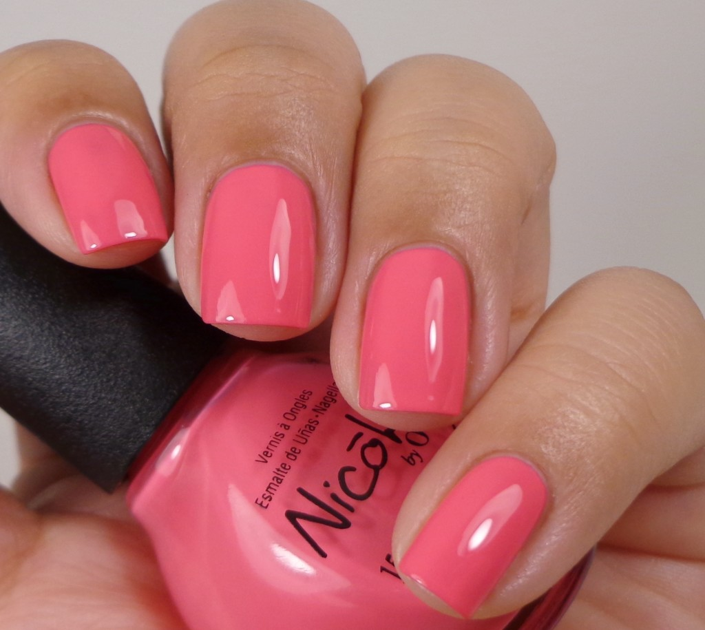 Nicole by OPI Something About Spring 1