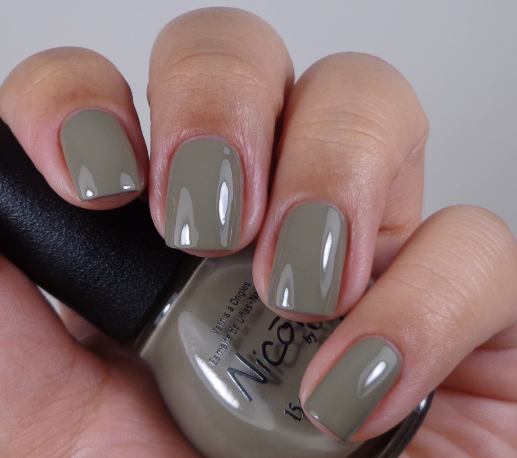 Nicole by OPI Taupe Of My Class 1