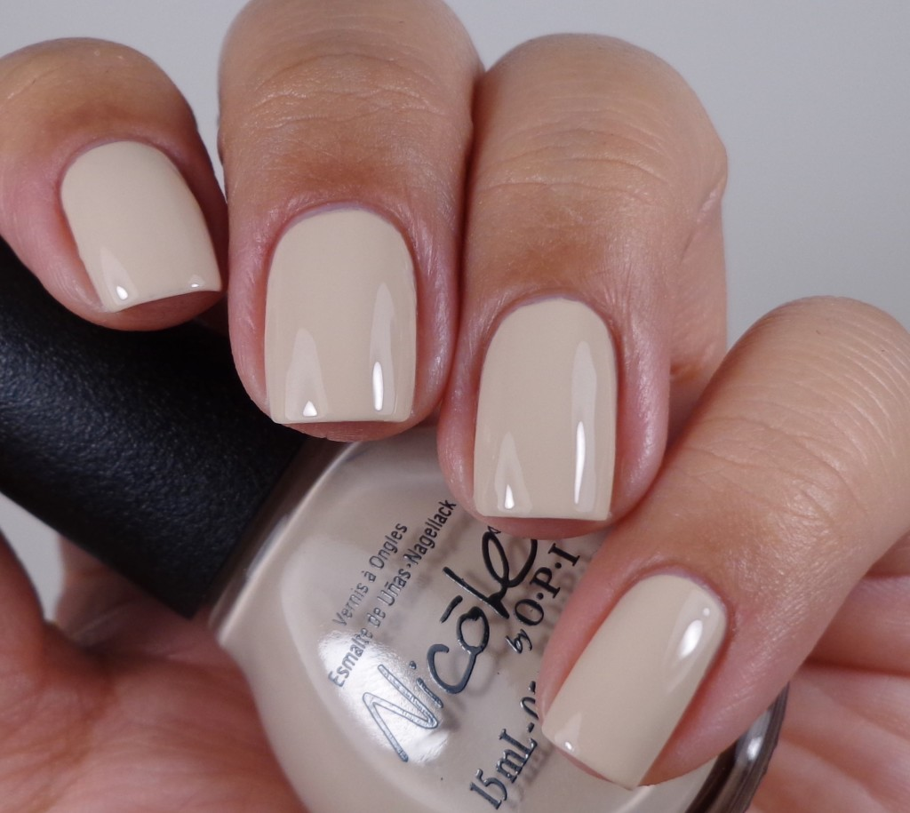 Nicole by OPI That's Putting It Mild 1