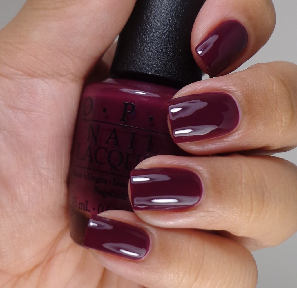OPI In The Cable Car-pool Lane 2