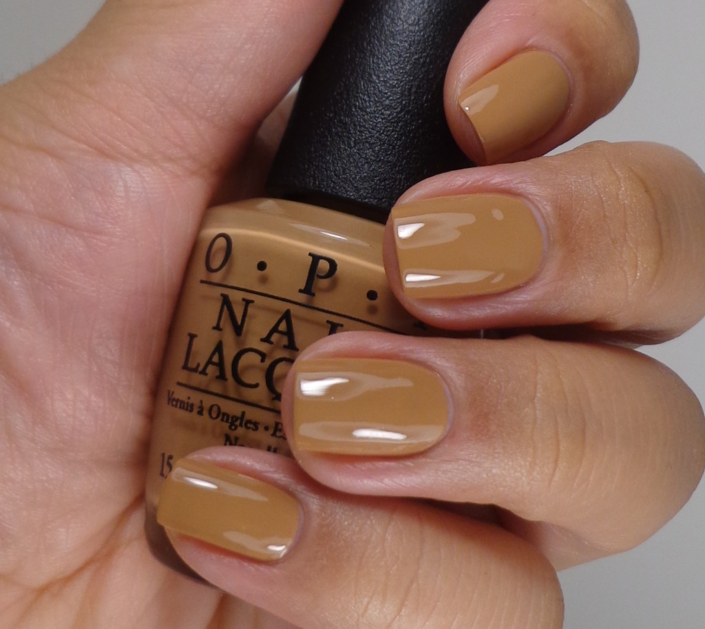 OPI Going My Way Or Norway 1