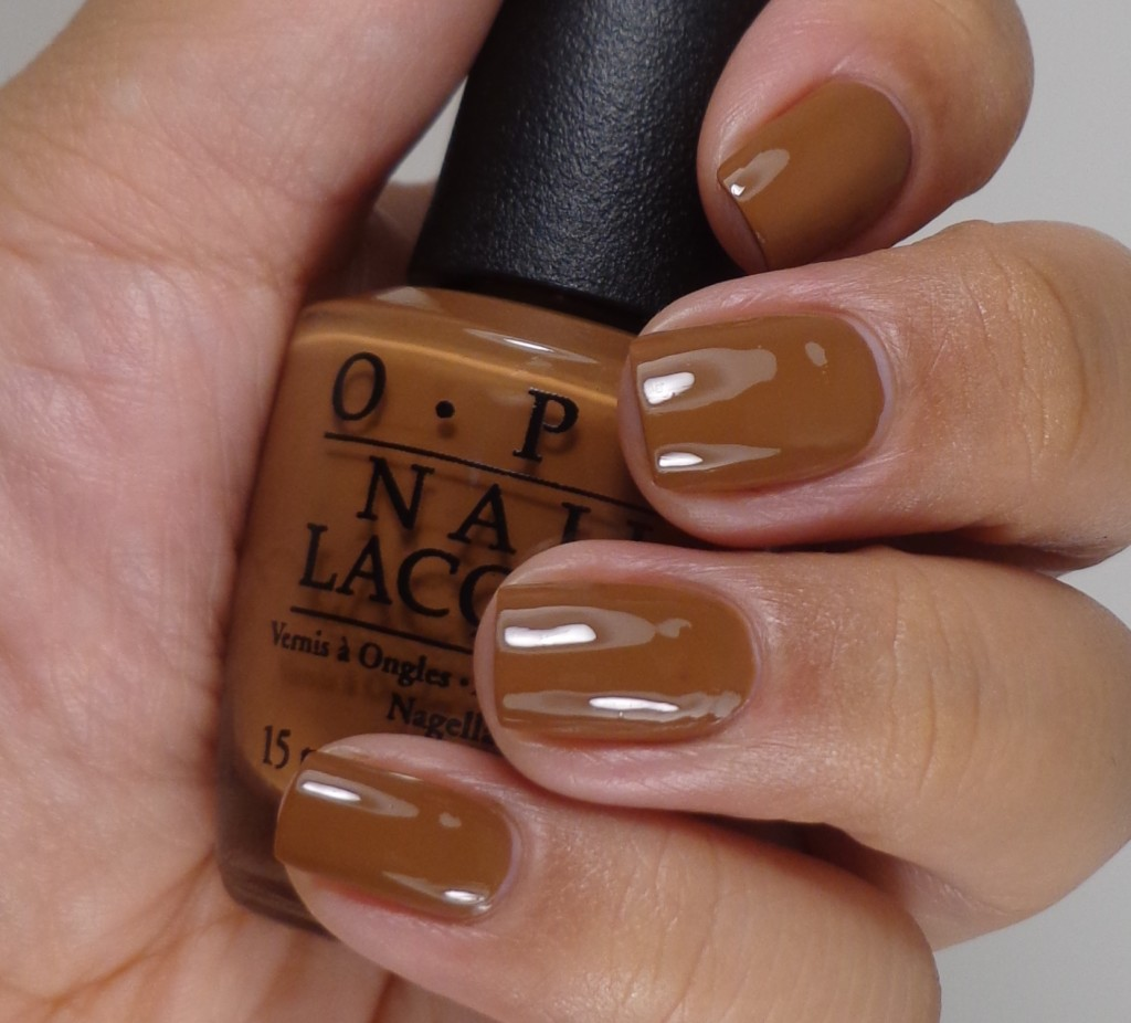 OPI Ice-bergers & Fries 1
