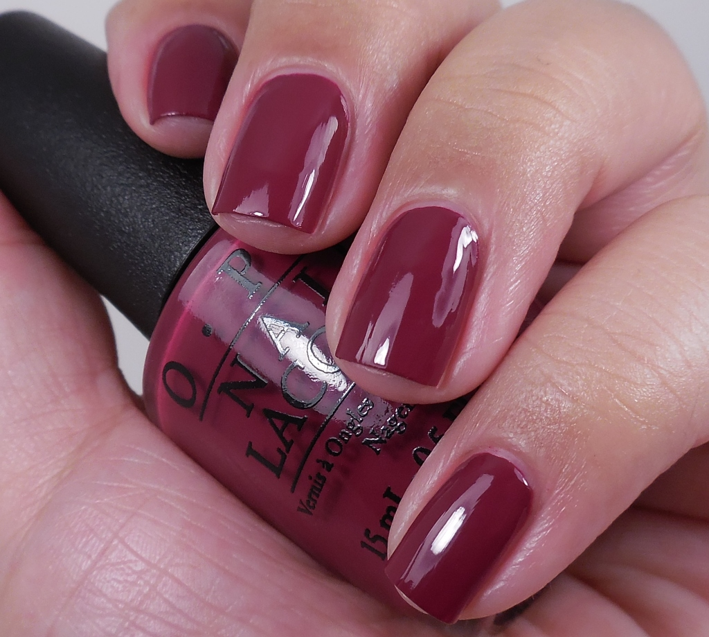 OPI Just Be-claus 1