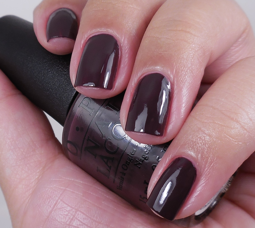 OPI Sleigh Parking Only 1