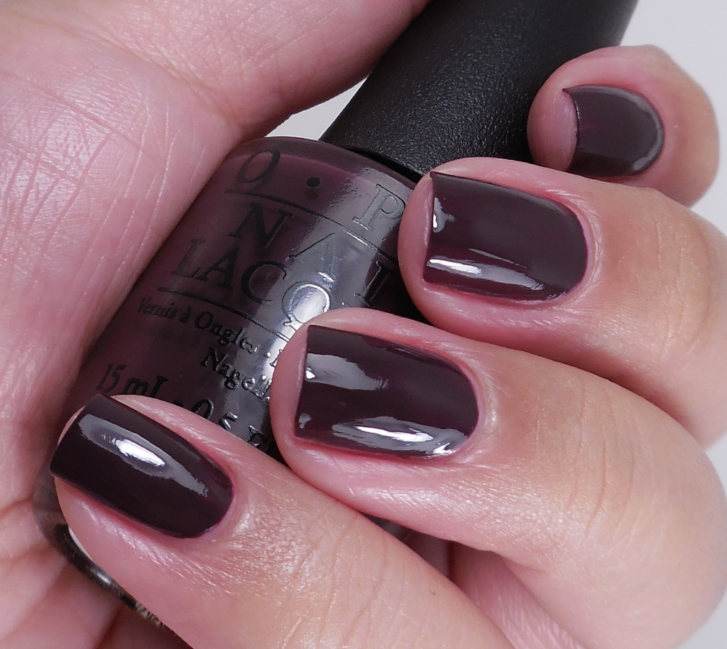 OPI Sleigh Parking Only 2