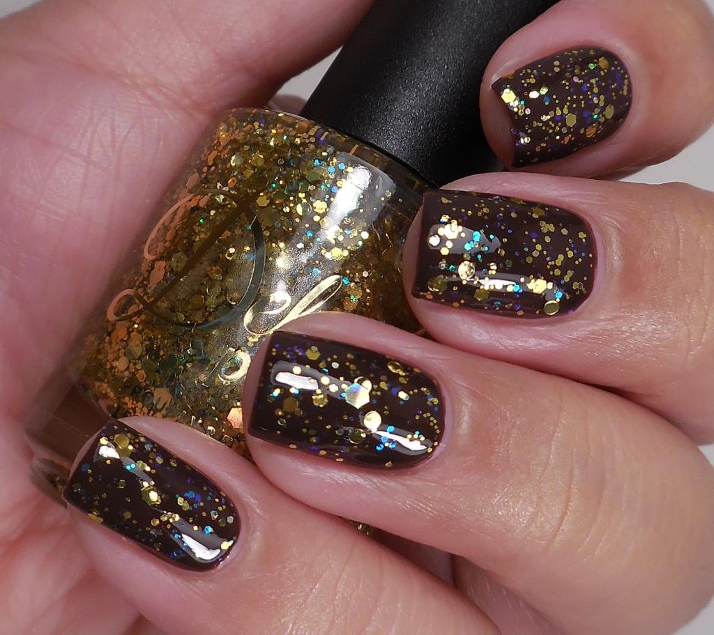 Delush Polish Gilded Diva 1